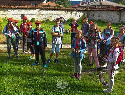 Летен Лагер 'Аз съм Българче' - снимки от лагера №5