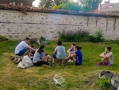 Летен Лагер 'Аз съм Българче' - снимки от лагера №7